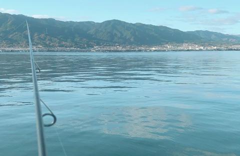 11月30日短時間のガイド練習でもジャスタークローラー4.7なら確実に釣れる!