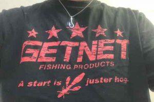 GETNETジャスターフィッシュ3.5オリカラの監修、インスタライブ、釣りの御守りなどなどの告知