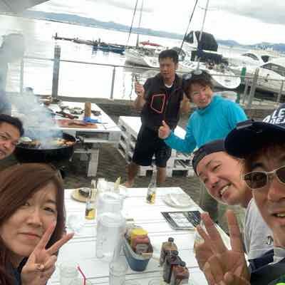 9月12日琵琶湖ガイドは可愛い女の子もジャスターフィッシュ2.5のウェンティリグとワイルドサイドST65Lで50アップをキャッチ!